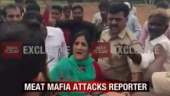 Don't turn away from this video: Meat mafia's scary attack on our reporter