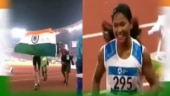 Swapna Barman, Arpinder Singh win gold for India in Asian Games