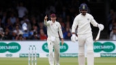 India vs England 2nd Test Day 4 at Lord's (Reuters Photo)