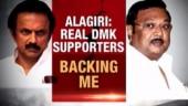 MK Stalin, Alagiri, DMK executive meet