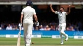 Mohammed Shami, India vs England 2nd Test Day 3 at Lord's. (AP Photo)