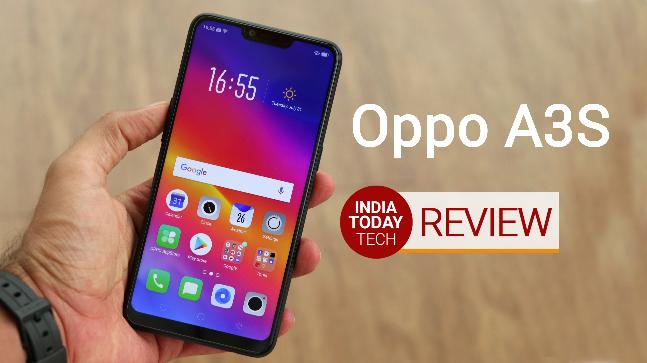 Oppo A3S review - iPhone X on budget?