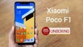 Xiaomi Poco F1 unboxing and quick review