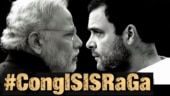 It's Congress vs BJP on Rahul Gandhi's ISIS logic