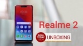 Realme 2 unboxing and quick review
