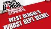 India Today investigation exposes syndicate raj in Mamata's West Bengal