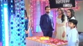 Ishqbaaz: Shivaay throws a surprise birthday party for Anika