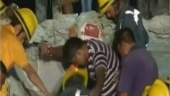 Ahmedabad building collapse: 10 feared trapped, 6 rescued