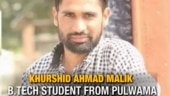 Engineering student who recently joined militancy killed in Sopore encounter