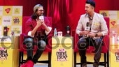 Watch: Bhuvan Bam sets the stage on fire at Mind Rocks 2018