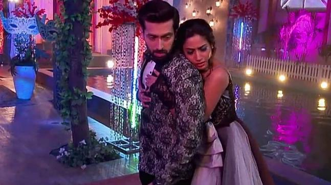 Ishqbaaz: Shivaay, Anika share a romantic dance at masquerade party