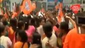 BJP Mahila Morcha agitates against Mamata Banerjee in Kolkata