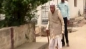 Good news: 89-year-old freedom fighter aspires big, wants to pursue PhD