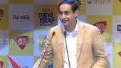 Rahul Kanwal inaugurates Mind Rocks, 2018