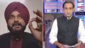 Navjot Singh Sidhu meets Sushma Swaraj to discuss Kartarpur corridor issue