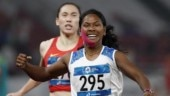 My sole aim was to give my best at Asian Games: Swapna Barman