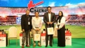 Salaam Cricket 2018: Wasim Akram and Sunil Gavaskar share the stage (India Today Photo)