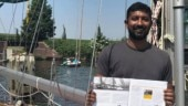 Abhilash Tomy, stranded in Indian Ocean, rescued