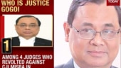 Justice Ranjan Gogoi to be next Chief Justice of India