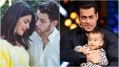 Watch: Nick opens up on engagement with Priyanka, Salman teaches Ahil to paint