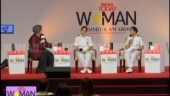 Around the world in 254 days: Crew members of INSV Tarini at India Today Woman Summit 2018