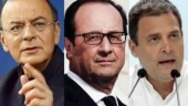 Former French President Francois Hollande's first statement rhymes with Rahul Gandhi's prediction: Arun Jaitley