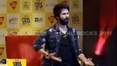 Shahid Kapoor at Mind Rocks 2018 Delhi
