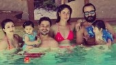 Saif and Kareena in Maldives