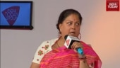 Becoming a politician is like pursuing any other career, says Vasundhara Raje
