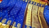 The annual KSIC Mysore silk saree sale saw chaotic scenes this year