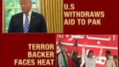 US withdraws aid to Pakistan