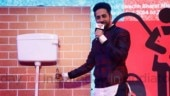 Ayushmann Khurrana at Safaigiri 2018: Used to clean my house but not anymore