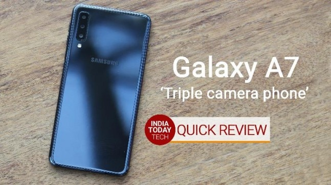 Samsung Galaxy A7 quick review