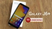 Samsung Galaxy J6+ unboxing and quick review