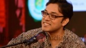Anupam Roy sings Bezubaan from Piku at India Today Conclave East 2018