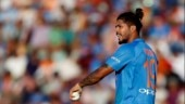 Umesh Yadav (Reuters Photo)