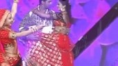 Watch: Kushal Tandon and Helly Shah's scintillating dandiya dance cannot be missed