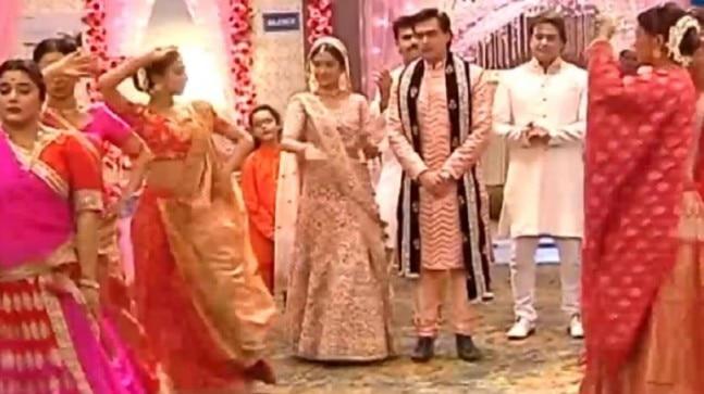 Yeh Rishta Kya Kehlata Hai: Naira and Kartik dance at their wedding