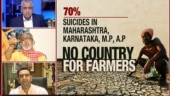 India no country for farmers?