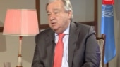 Antonio Guterres on Rohingya refugees