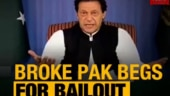 Pakistan begs for bailout