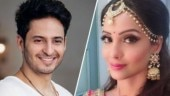 Mohit Malhotra and Adaa Khan