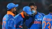 Virat Kohli reacts on MS Dhoni's T20I snub