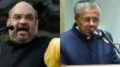 Sabarimala stir political debate; Ex-DMK MP detained at airport with gun; more