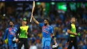 India win 3rd T20I to level series against Australia