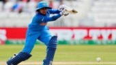 Mithali Raj was dropped from the Indian team for the World T20 semi-final