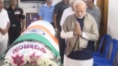 Ananth Kumar, ananth kumar death, ananth kumar cremation, ananth kumar minister, central minister ananth kumar, union minister ananth kumar, Narendra Modi, Union Council of Ministers
