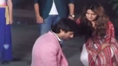 Bepannaah: Jennifer Winget and Harshad Chopda get emotional on the last day of shoot