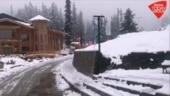 Jammu and Kashmir turns fairyland after fresh snowfall