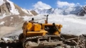 Ladakh, Border Roads Organisation